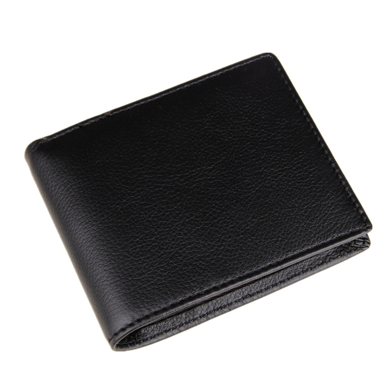genuine-leather-font-b-mens-b-font-font-b-wallet-b-font-font-b-black-b